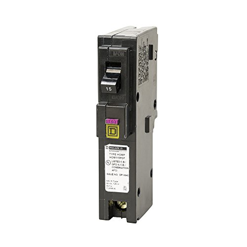 Square D by Schneider Electric HOM115PDFC Homeline Plug-On Neutral 15 Amp Single-Pole Dual Function  - http://coolthings.us