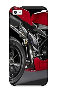 New Style ZippyDoritEduard Hard Case Cover For Iphone 5c- Ducati 1198 Ducati Motorcycles
