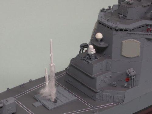 ピットロード 1/350 海上自衛隊 イージス護衛艦 DDG-177 あたご