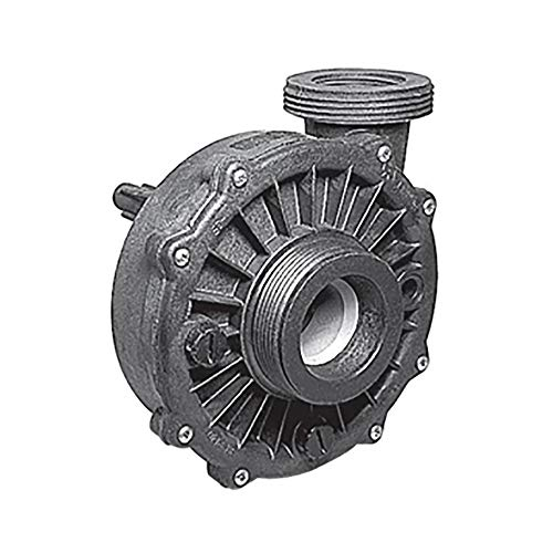 Waterway 15-350-1142 Side Discharge Wet End Pump, Hi-Flo, 2.0HP, 2.0