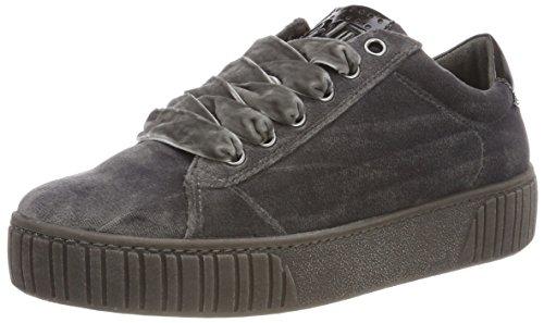Marco Tozzi Women's 2-2-23722-31 237 Low-Top Sneakers Grey (Dk.grey Vel. 237) phRoU