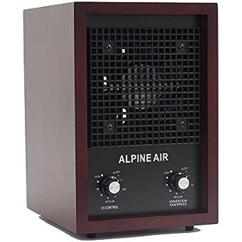 Amazon Com Alpine Air Living Fresh Air Purifier Ionizer