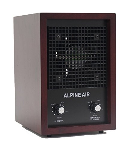 Alpine Air Purifier Ionizer Cherry product image