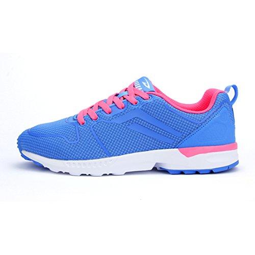 Zapatos de mujer/zapatos de malla transpirable de primavera/zapatos para correr/Mujeres zapatos casuales/Deportes y ocio calzan a las mujeres C