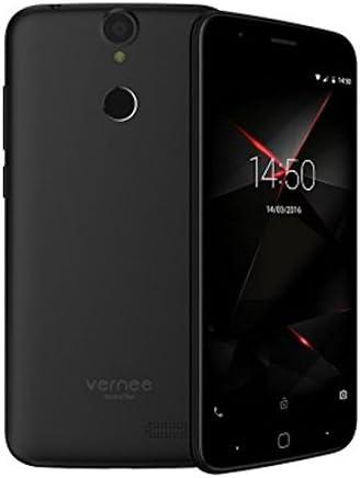 "Vernee THOR Pantalla 5.0"" Pulgadas HD 4G LTE Smartphone Libre Android 6.0 MTK6753 Dual SIM – 16GB"