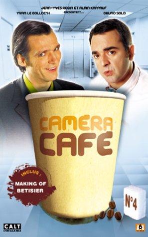 Caméra café - Vol. 4 [Internacional] [DVD]: Amazon.es: Bruno Solo ...