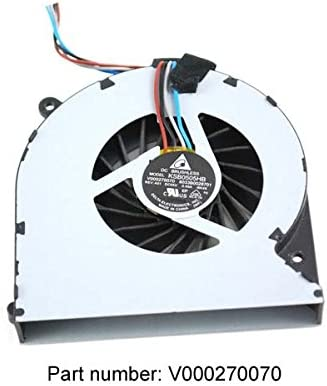 Replacement For Toshiba Satellite C855D-S5209 Laptop CPU Cooling Fan
