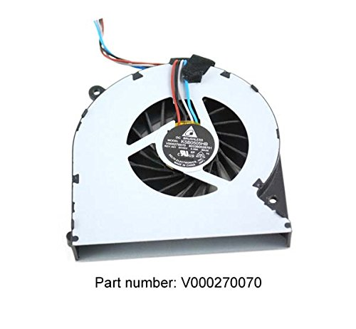 (Replacement For Toshiba Satellite C850-A670 Laptop CPU Cooling Fan )