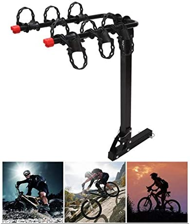 Estante De La Bici, Estante Del Coche Soporte Para Bicicleta ...