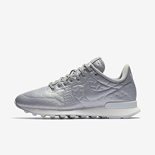 Nike 859544-901 - Zapatillas de deporte Mujer metallic silver 001