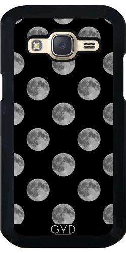 Funda para Samsung Galaxy J5 2015 (SM-J500) - Patrón De La Luna Llena by Djuranne