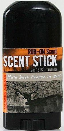 Cass Creek Harmons Mule Female Deer In Heat Roll-On Scent Stick