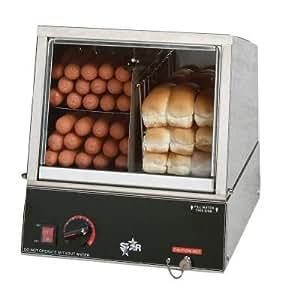 Amazon.com: Star Hot Dog Steamer and Bun Warmer: Food