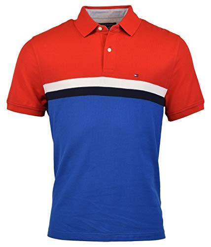 Tommy Hilfiger Men's Regular Fit Performance Pique Polo Shirt - XS - ()