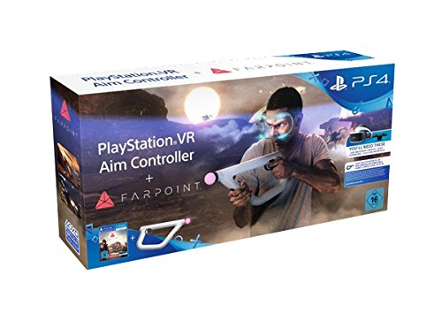 Farpoint VR + PS VR-Aim-Controller