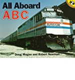 img - for All aboard ABC (Picture Puffins) (Paperback) - Common book / textbook / text book