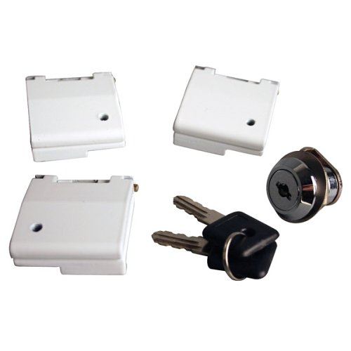 Universal Hinge Kit for Structured Wiring Panels