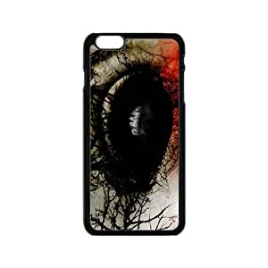 Dreadful bleeding black eye Phone Case for iPhone 6