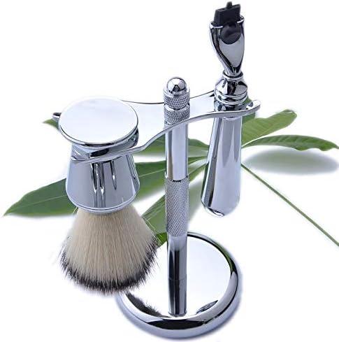 Set De Afeitado Tradicional Manual Maquinilla De Afeitar Afeitado ...