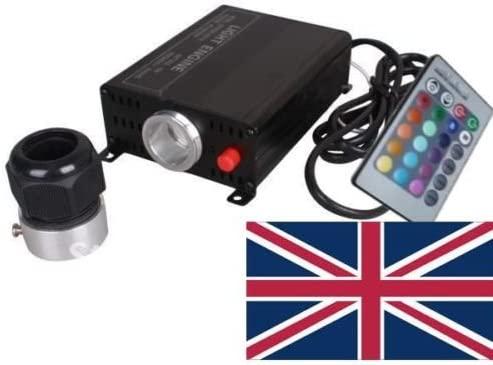LED motor de luz/proyector de luz/16 W con mando a distancia de 24 ...