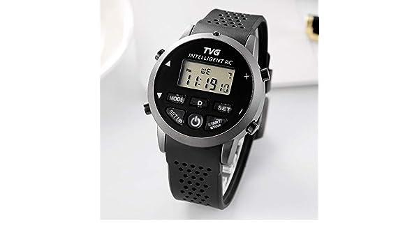 Control Fm Remoto Deportivo Reloj De Hwcoo Cuarzo Tv Smart Tvg Y6Ifbvyg7