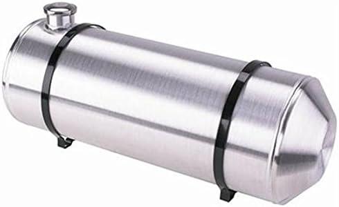 8 x 33 Inch Speedway Motors Spun Aluminum Fuel Tank 7 Gallon