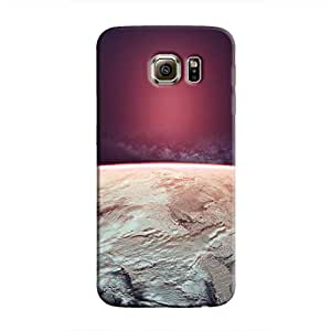 Cover It Up - Red Icecaps Galaxy S6 Edge Plus Hard Case