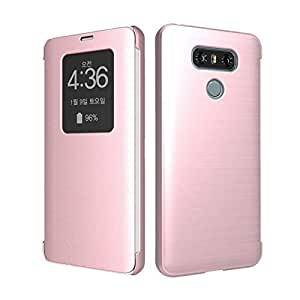 Voia CleanUP Window Quick Cover Case For LG G6