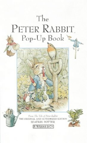 Download Peter Rabbit Pop Up Book (mini) (Beatrix Potter Novelties) ebook