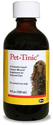 Pet Tinic Liquid Vitamin-Mineral (4oz)
