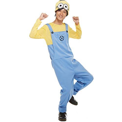 Disney Minions Costume - Minion Dave Costume - Teen/Men's Standard Size -