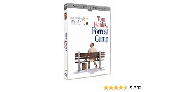 Forrest Gump [Alemania] [DVD]