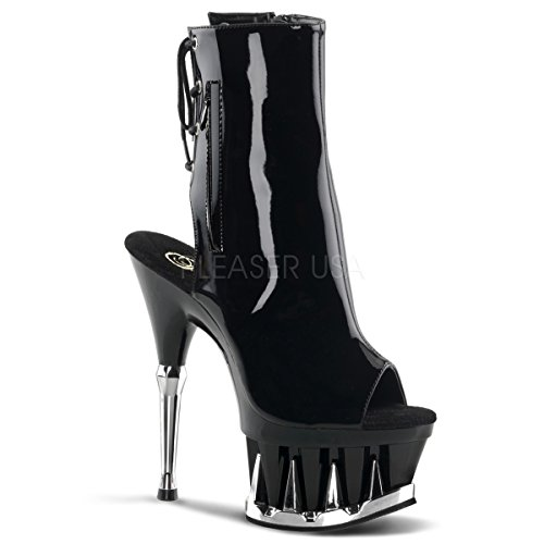 Shoes Platform Fetish (Pleaser Exotic Dancing Clubwear Sexy Hot Ankle Boots 6