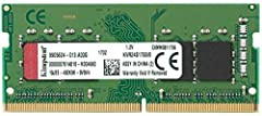Kingston is the industry leader in PC memory. Designed with the White box user and system integrator in mind, Kingston ValueRAM products are engineered to meet industry standard Specifications and rigorously tested to ensure quality. Kingston...
