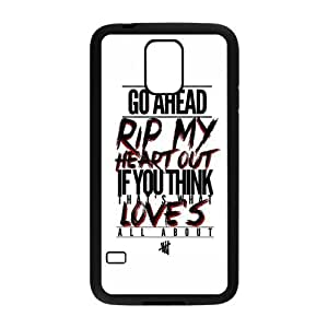 5 Second of Summer 5sos Pattern High Quality TPU Snap on Case Cover For Samsung Galaxy S5