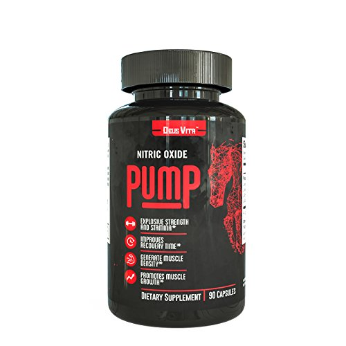 Nitric Oxide Power Pump Pro Formula