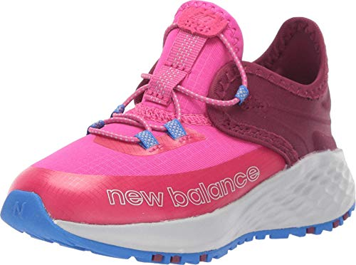 New Balance Kid's Fresh Foam Trail Roav V1 Bungee Trail Running Shoe