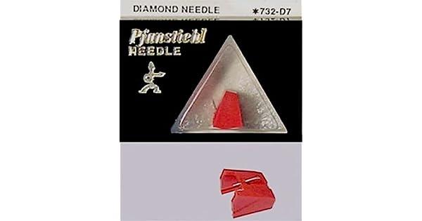 Amazon.com: New en el recuadro Diamond Aguja para tocadiscos ...