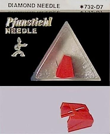 Nuevo en caja Diamond - Lápiz capacitivo aguja para tocadiscos ...