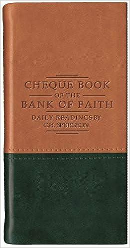faiths checkbook by c h