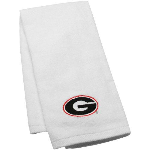 Fansedge NCAA Georgia Bulldogs White Embroidered Sports T...