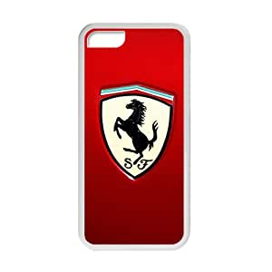 Happy Ferrari sign fashion cell phone case for iPhone 5C