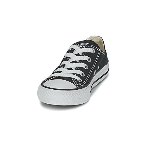 Converse Yths Chucks Taylor All Star Black Little Kids3J235 Style: 3J235-BLACK Size: 3 C US - Image 3