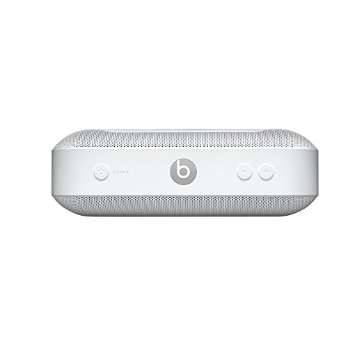 Beats Pill+ White (Ingram Clock)