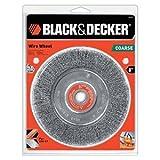 Black & Decker 70-615 Wire Wheel Coarse Bench Grinder, 8-Inch For Sale