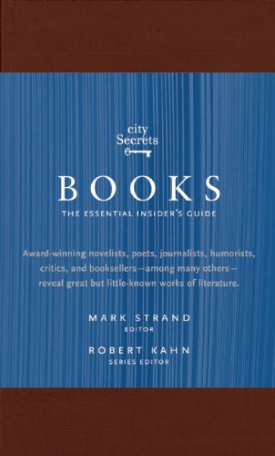 City Secrets Books: The Essential Insider's Guide ebook