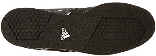 adidas Rendimiento Hombre Powerlift. 3cross-trainer Shoe Negro/negro/blanco