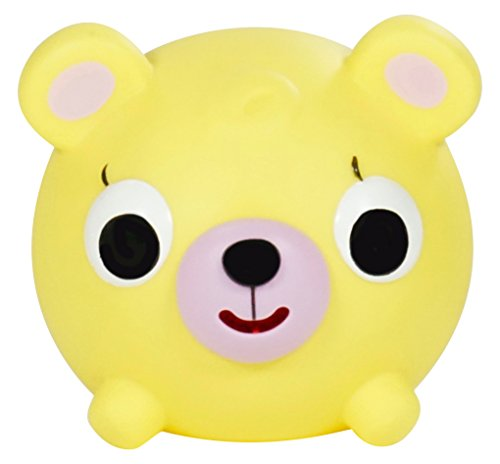 (Jabber Ball The Bear, Yellow)