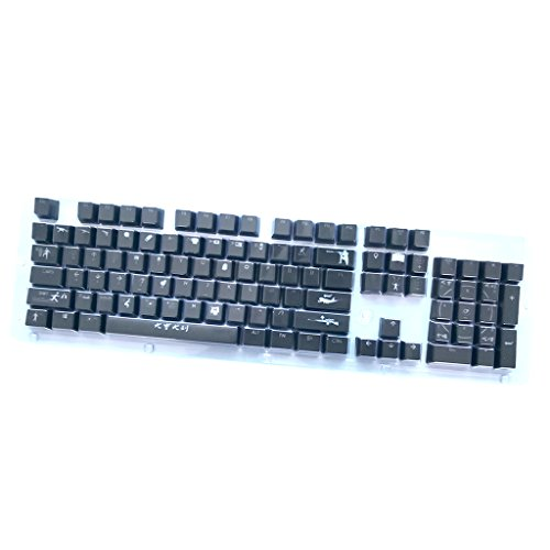 MagiDeal Mechanical Keycaps Set Backlit Steampunk for PUBG Gaming Mechanical Keyboard