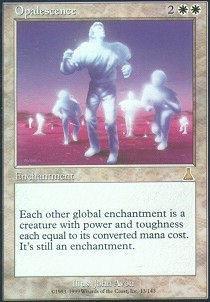 Magic: the Gathering - Opalescence - Urza's Destiny - Foil